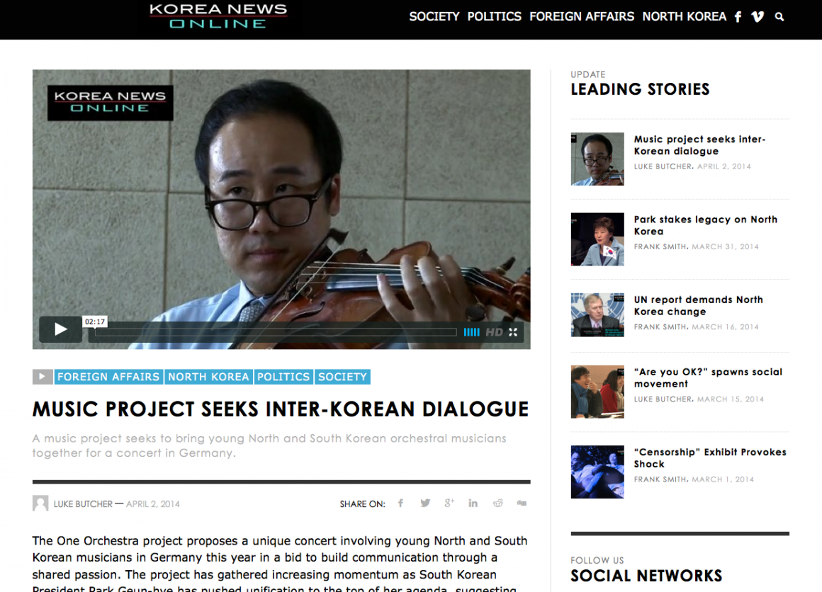 korea news online